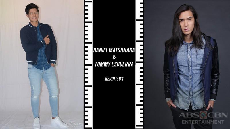 Your Favorite Kapamilya Celebrities Categorized By Height