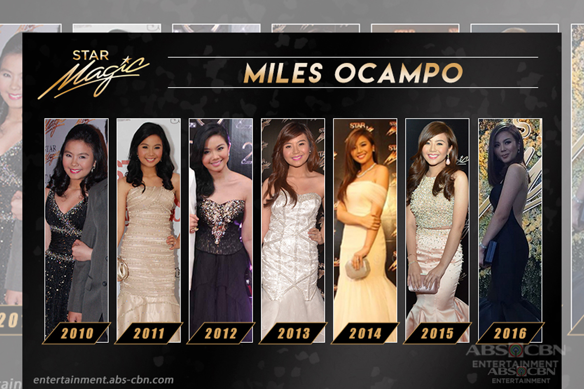 #RoadToStarMagicBall2017: Miles Ocampo's Star Magic Ball