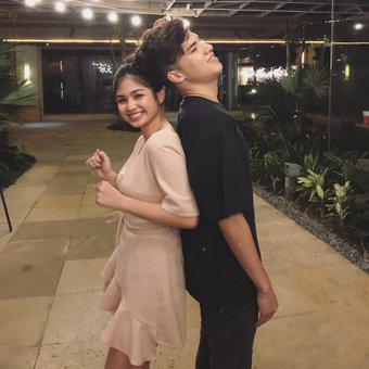More Than Friends, Less Than Lovers: 35 Photos That Show Markus & Heaven's Real Relationship Status!