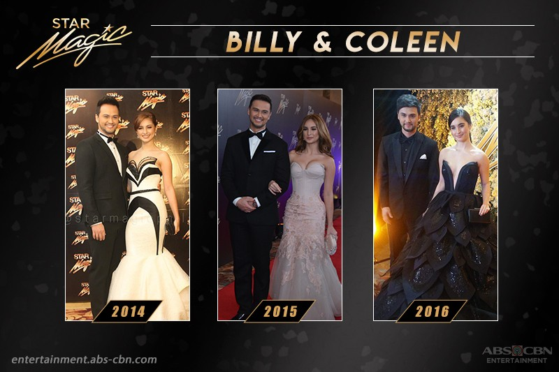 9 Real-life couples who spread forever love in the Star Magic Ball through the years