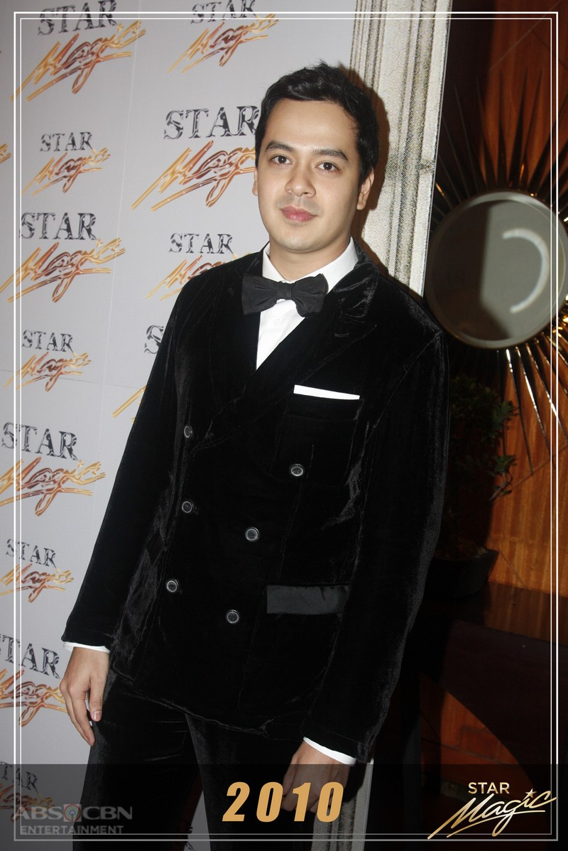 #RoadToStarMagicBall2017: John Lloyd Cruz's Star Magic Ball Looks Through The Years