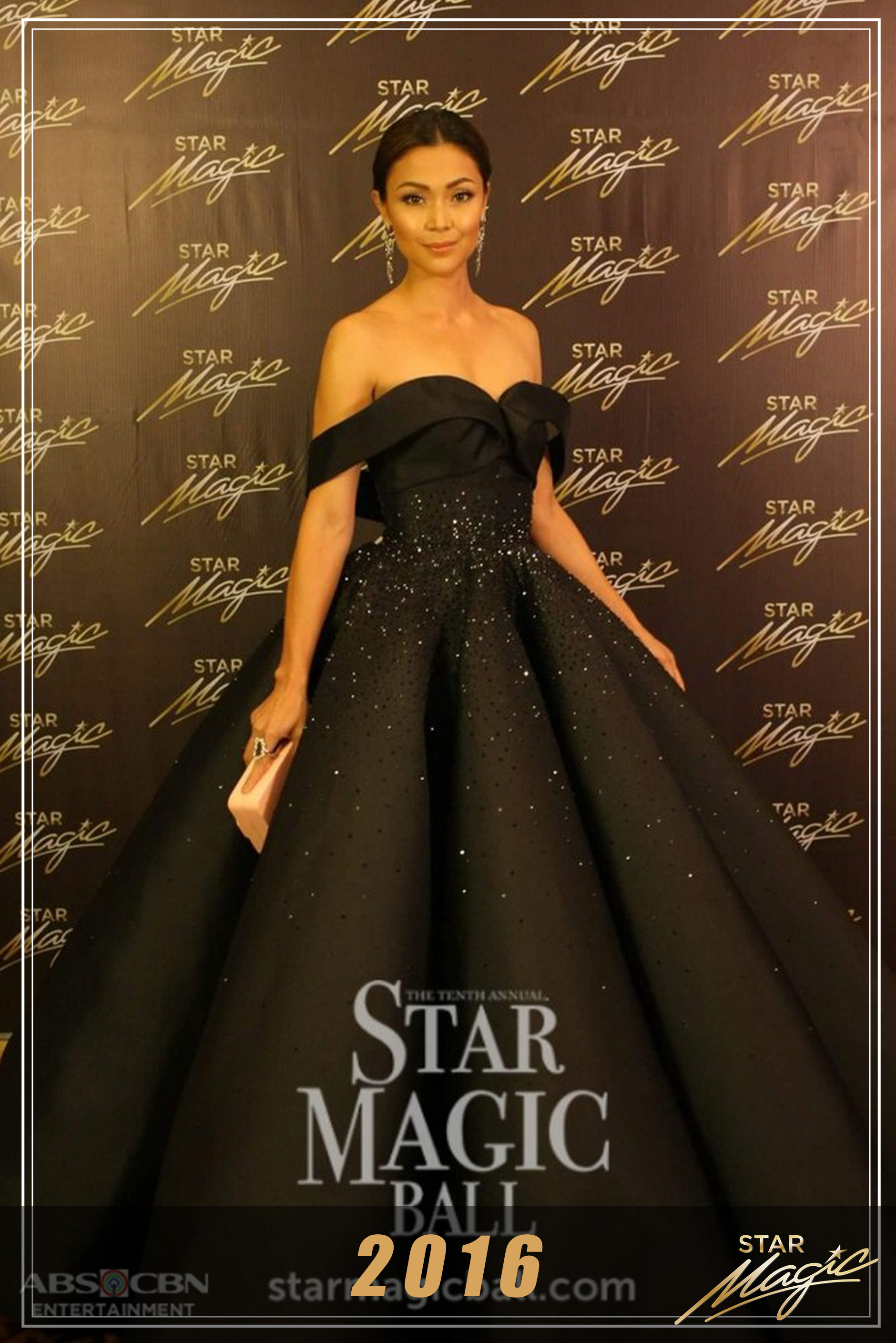 #RoadToStarMagicBall2017: Jodi Sta Maria's Star Magic Ball Looks Through The Years
