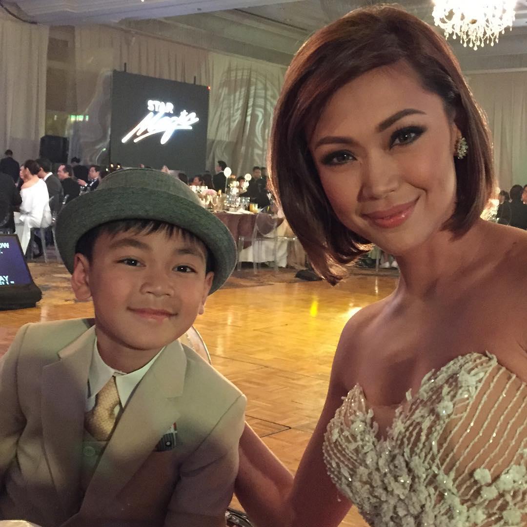 IN PHOTOS: Mga anak ng Kapamilya stars na may potensyal sa showbiz!