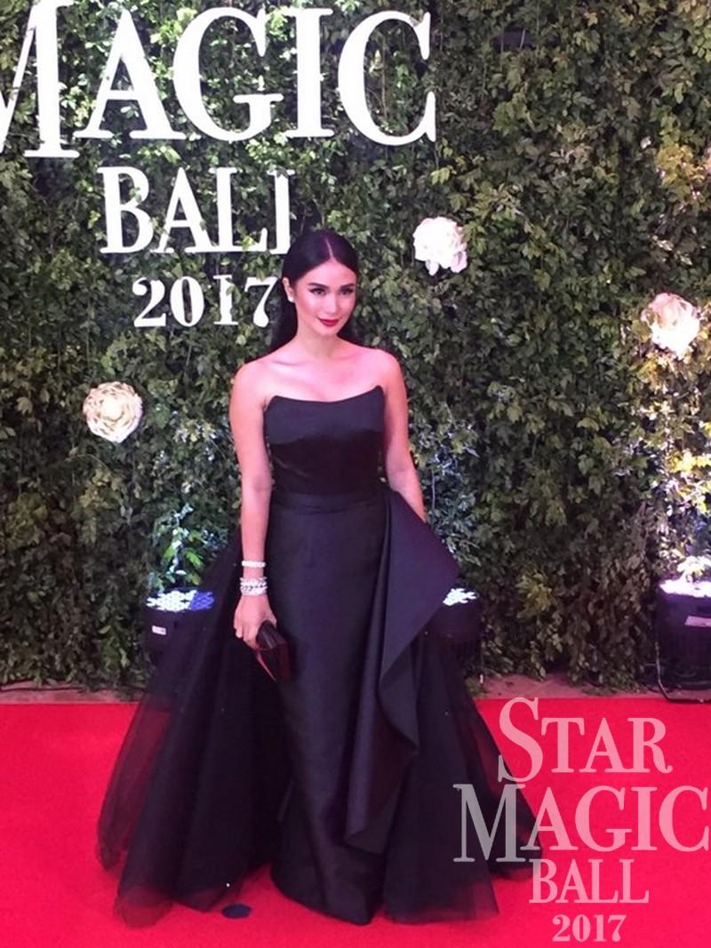 PHOTOS: The regal return of former Kapamilya talents at the Star Magic Ball