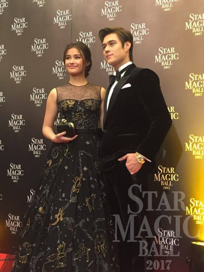 FIRST LOOK: ABS-CBN's biggest and brightest stars BEFORE walking the Star Magic Ball 2017 Red Carpet