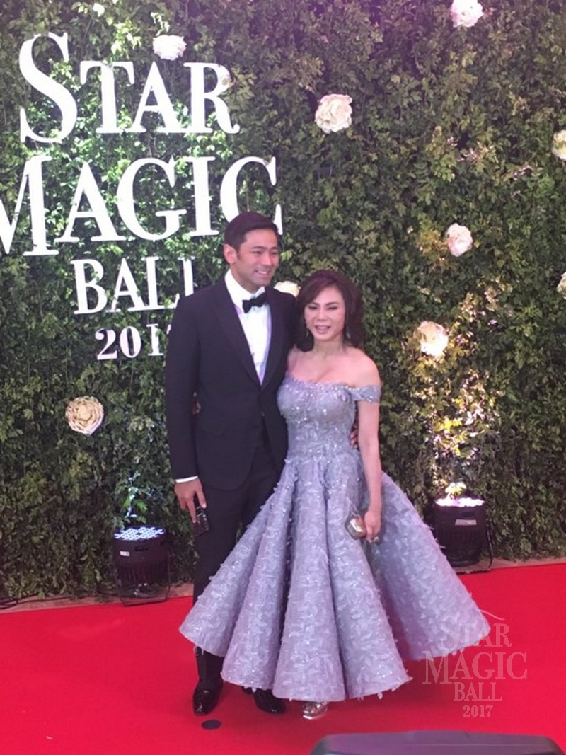SURPRISE! These celebrities shocked everyone in their Star Magic Ball 2017 appearance