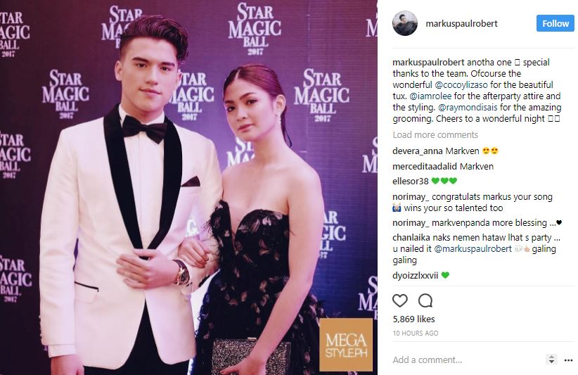 Undeniably Romantic: 18 Kapamilya men who proudly showed off their Star Magic Ball dates