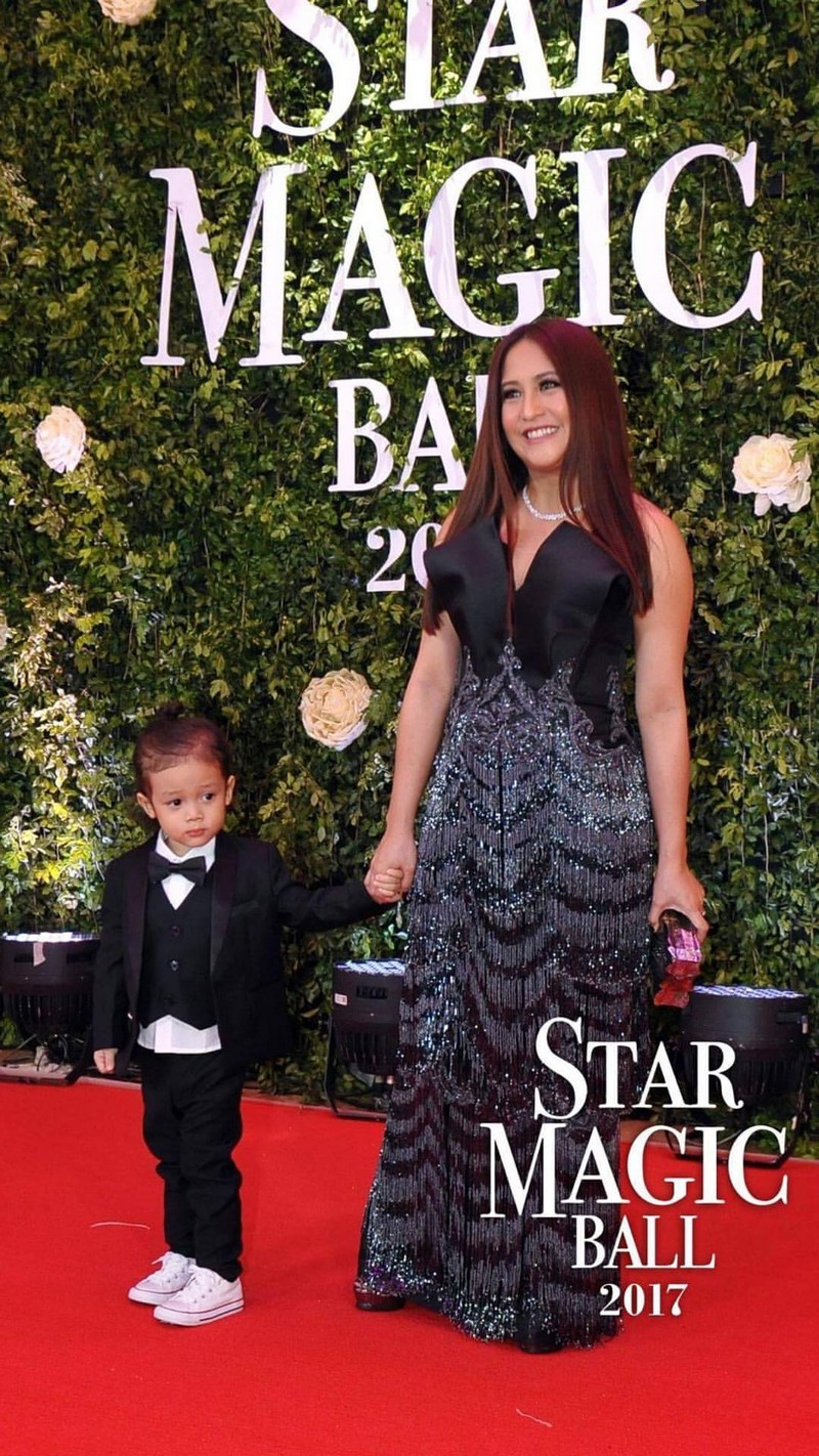 13 Related celebs who were present at the Star Magic Ball 2017