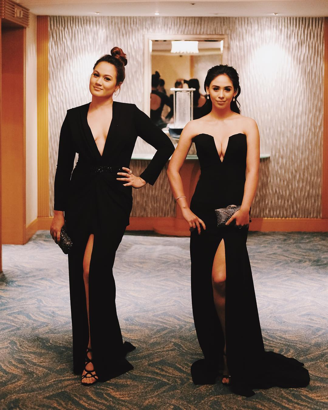 Star Magic Ball 2017: Celebrities in their hotel rooms after the party!
