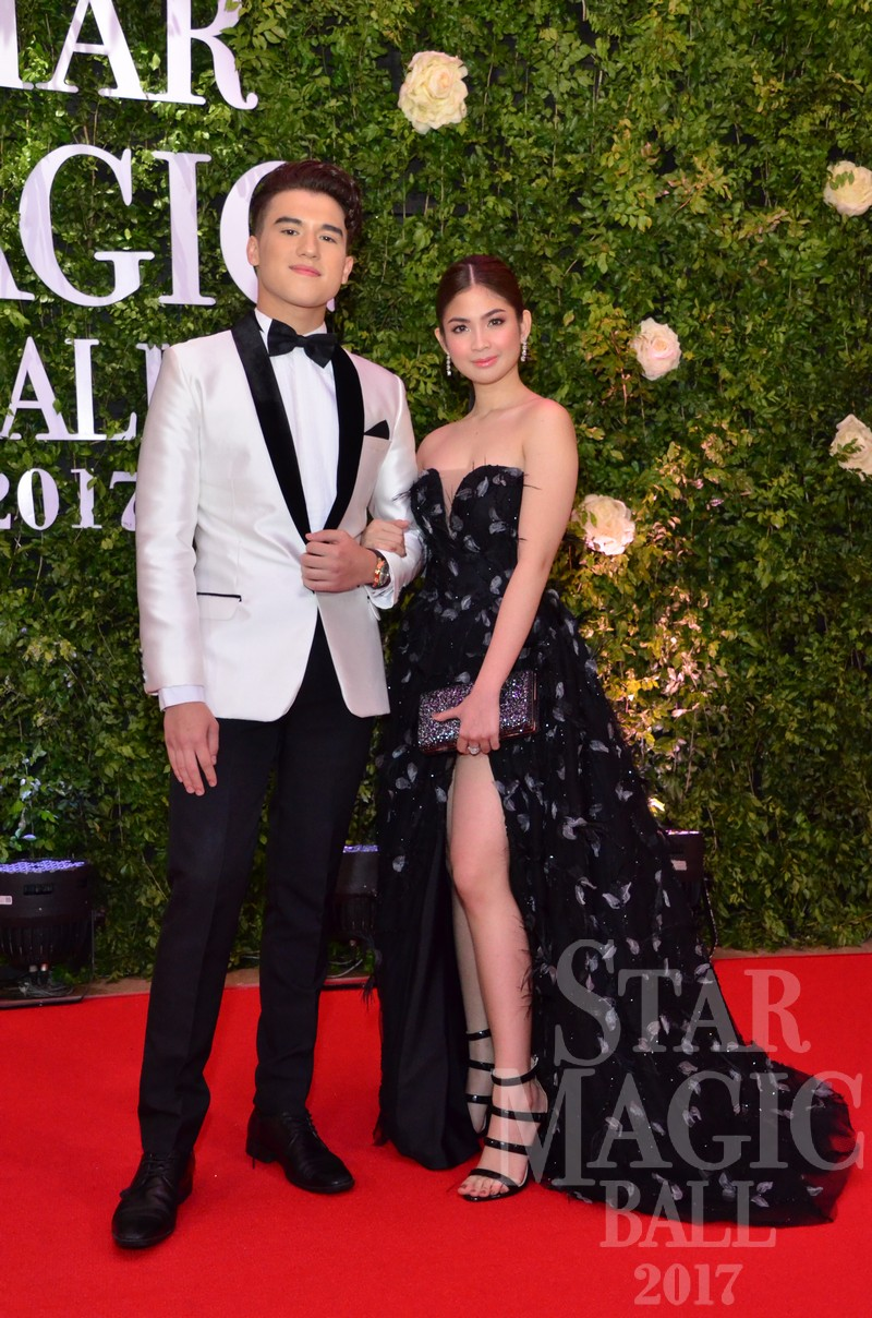 Here's how former PBB Teen housemates showcased their beauty at the Star Magic Ball 2017