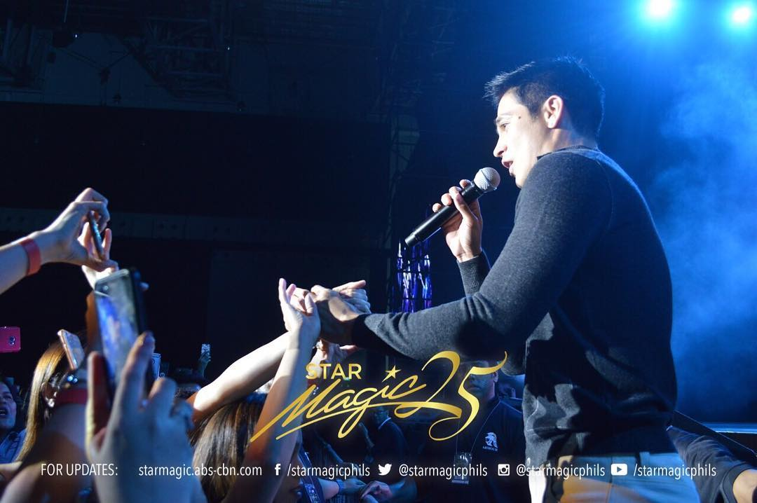 LOOK: Moments that you must see at the Star Magic 25 in Singapore!