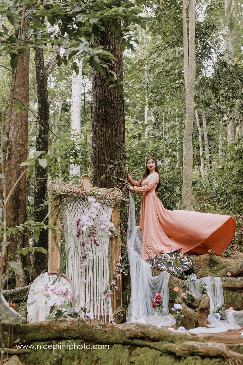 LOOK: Heaven Peralejo's Pre-Debut Shoot