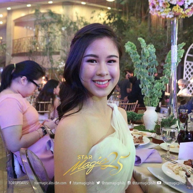 LOOK: Star Magic artists who attended Heaven's 18th birthday