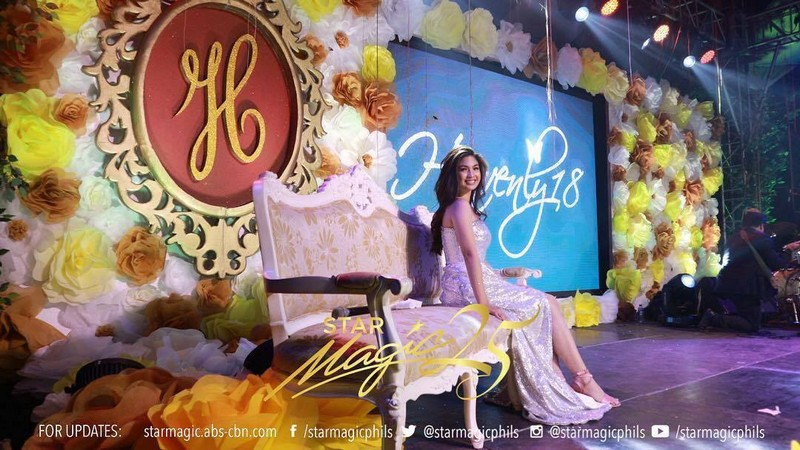 IN PHOTOS: Former PBB Teen Heaven Peralejo Turns 18