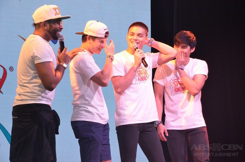 IN PHOTOS: Star Magic artists spread joy & love to kids and elderly