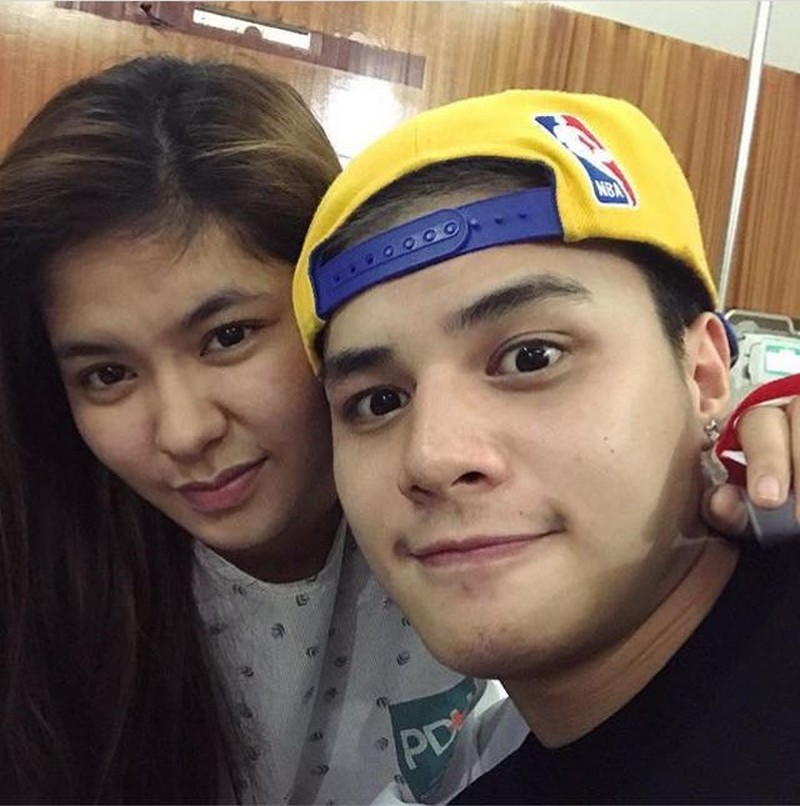 "LOOK: 21 photos of ""Kilig King"" Ronnie with his Queen"