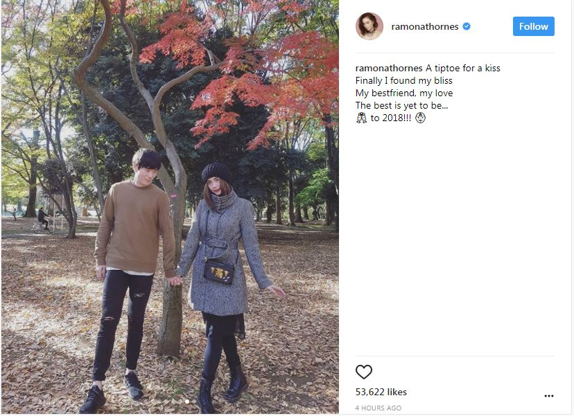 "LOUD AND PROUD: Arci Muñoz shares sweet photos with her ""Oppa"""