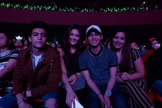 LOOK: Celebrities who attended Maymay's first ever concert!