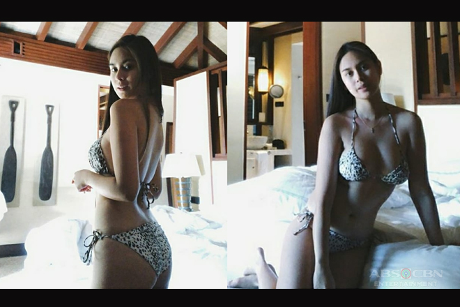 Wow! Just 25 photos of Yen Santos flaunting her summer-ready body