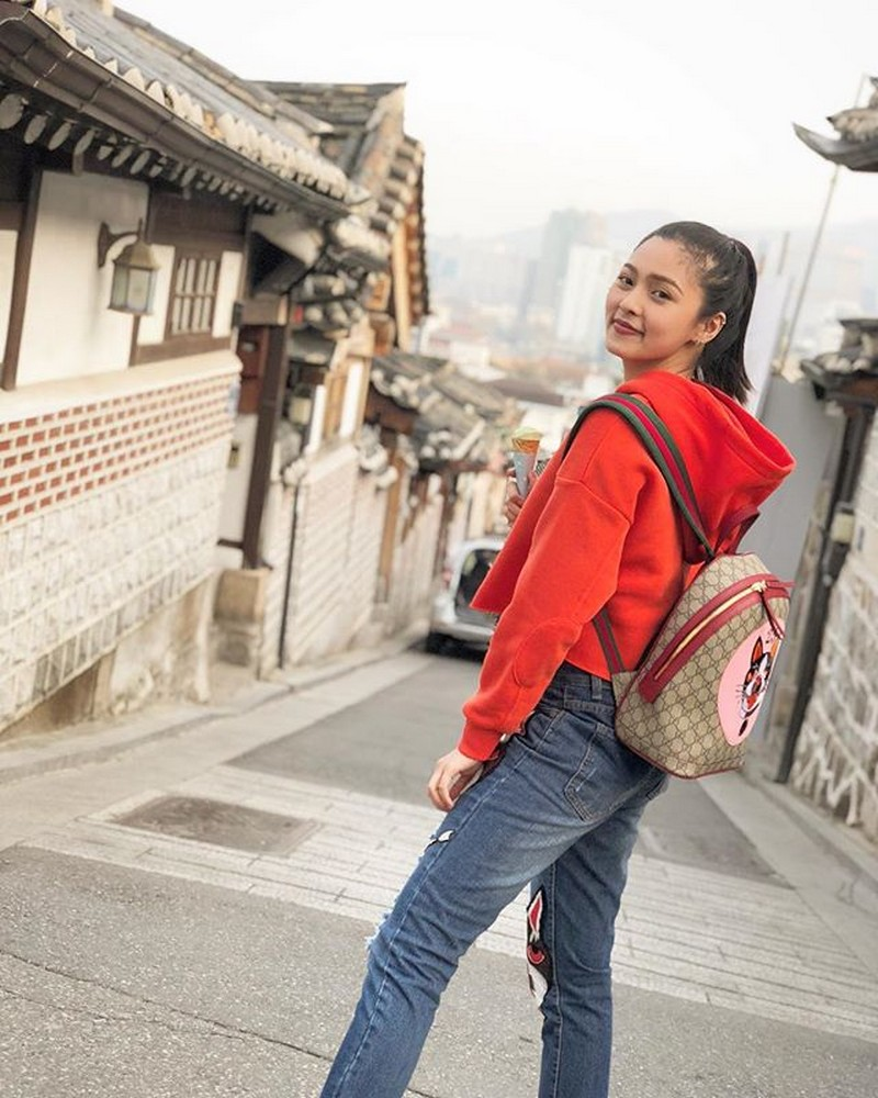 IN PHOTOS: Kim Chiu exploring the beauty of South Korea