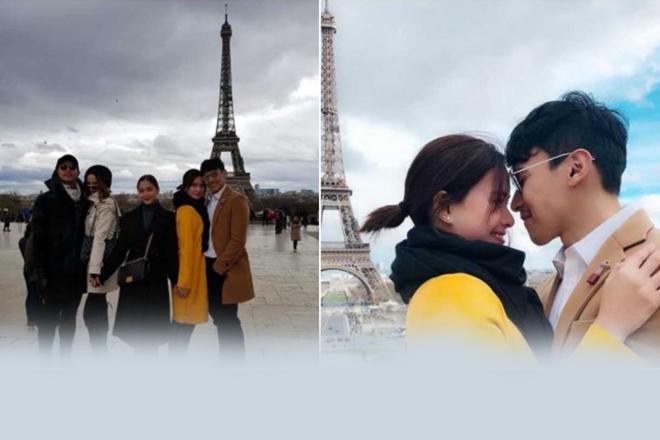 PHOTOS: Piolo, Arci, Maja, Erich at Enchong, masayang nilibot ang kagandaan ng Paris!