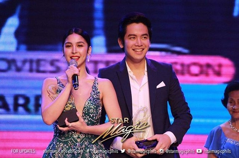 IN PHOTOS: Celebrities who won at the 49th Box-Office Entertainment Awards