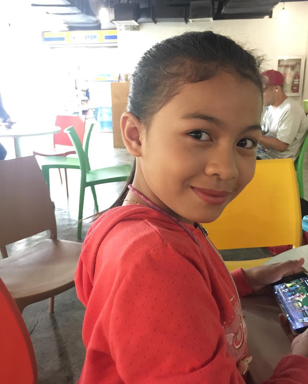 Mga litrato na magpapakita ng patuloy na pagdadalaga ni Lyca Gairanod!