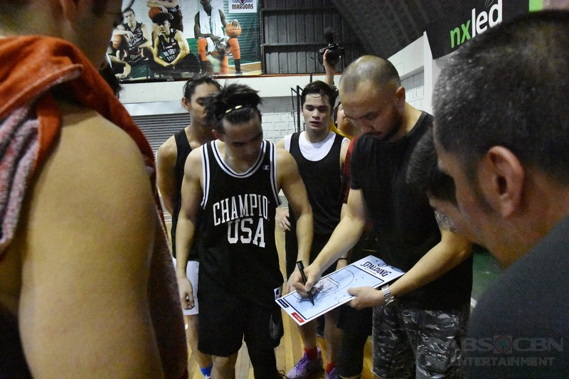 IN PHOTOS: Team Blue Tune Up Game for All Star Game 2018