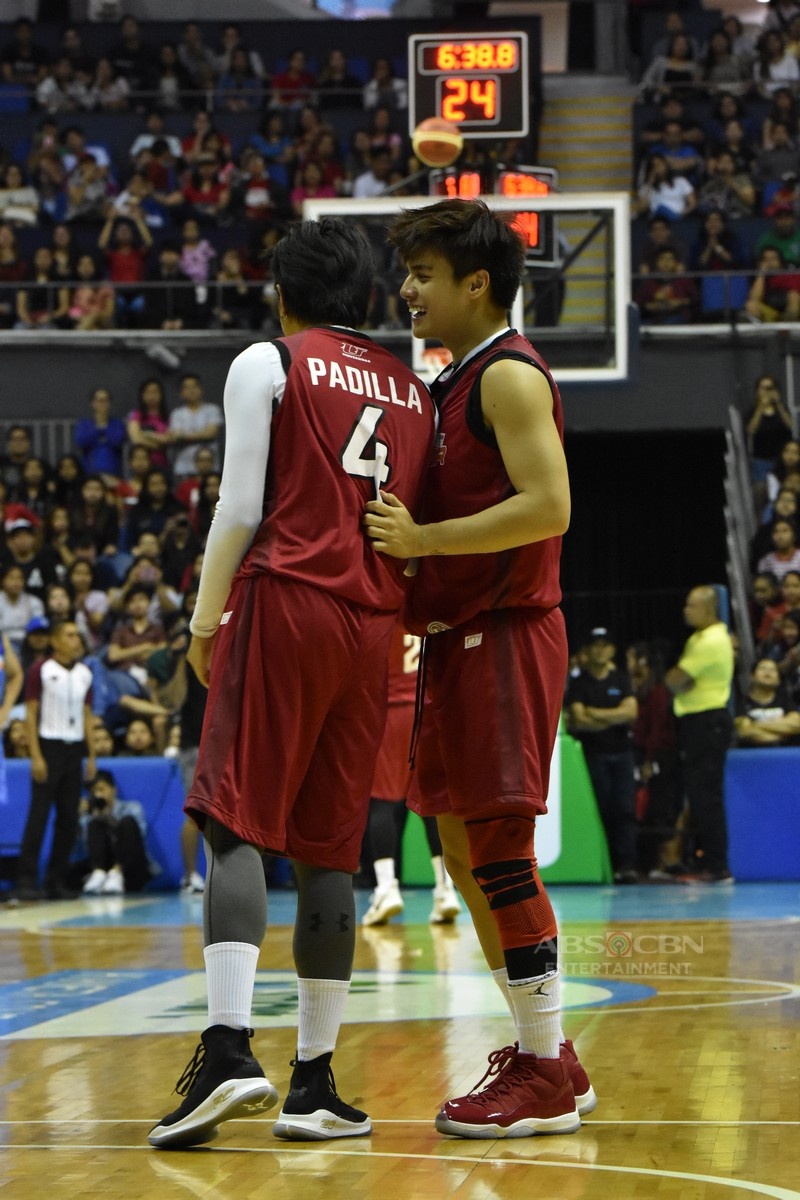 IN ACTION: Amazing, superb plays from Star Magic All-Stars