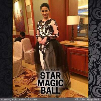 The 8th Star Magic Ball