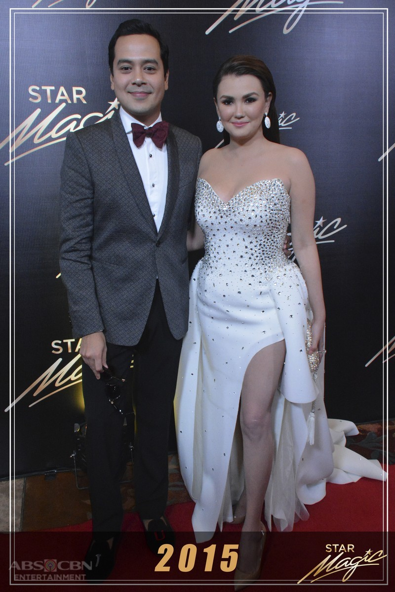 How Angelica Panganiban defined sophistication in the annual Star Magic Ball