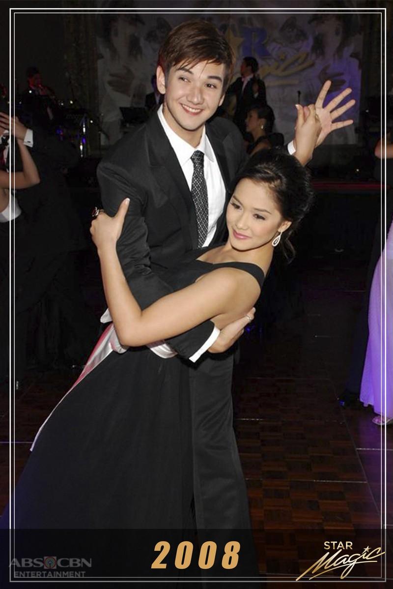 Maja Salvador exudes royalty in the Star Magic Ball through the years
