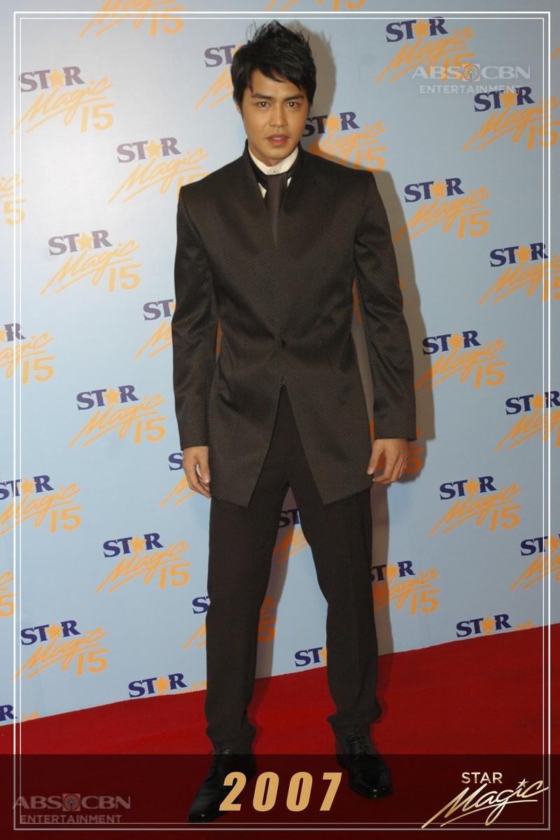 Zanjoe Marudo's award-winning, chic garb through the years at the Star Magic Ball