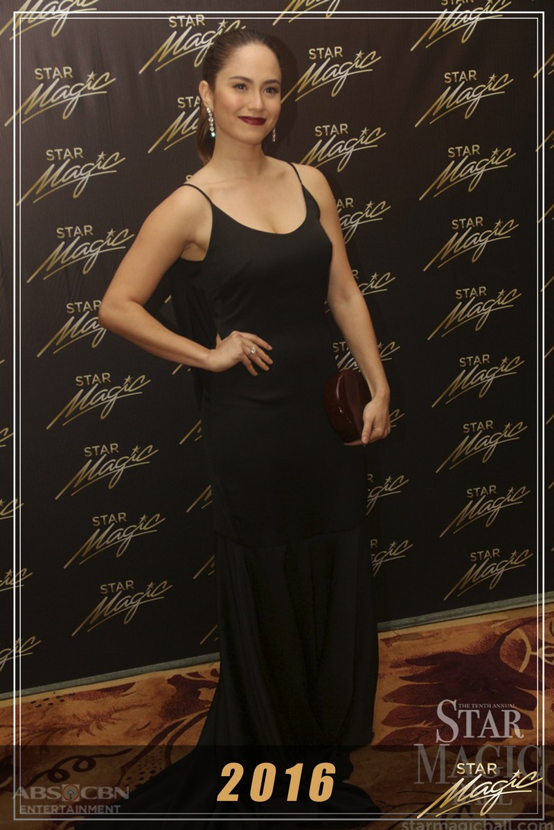 Jessy Mendiola's show-stopping, jaw-dropping looks in the annual Star Magic Ball