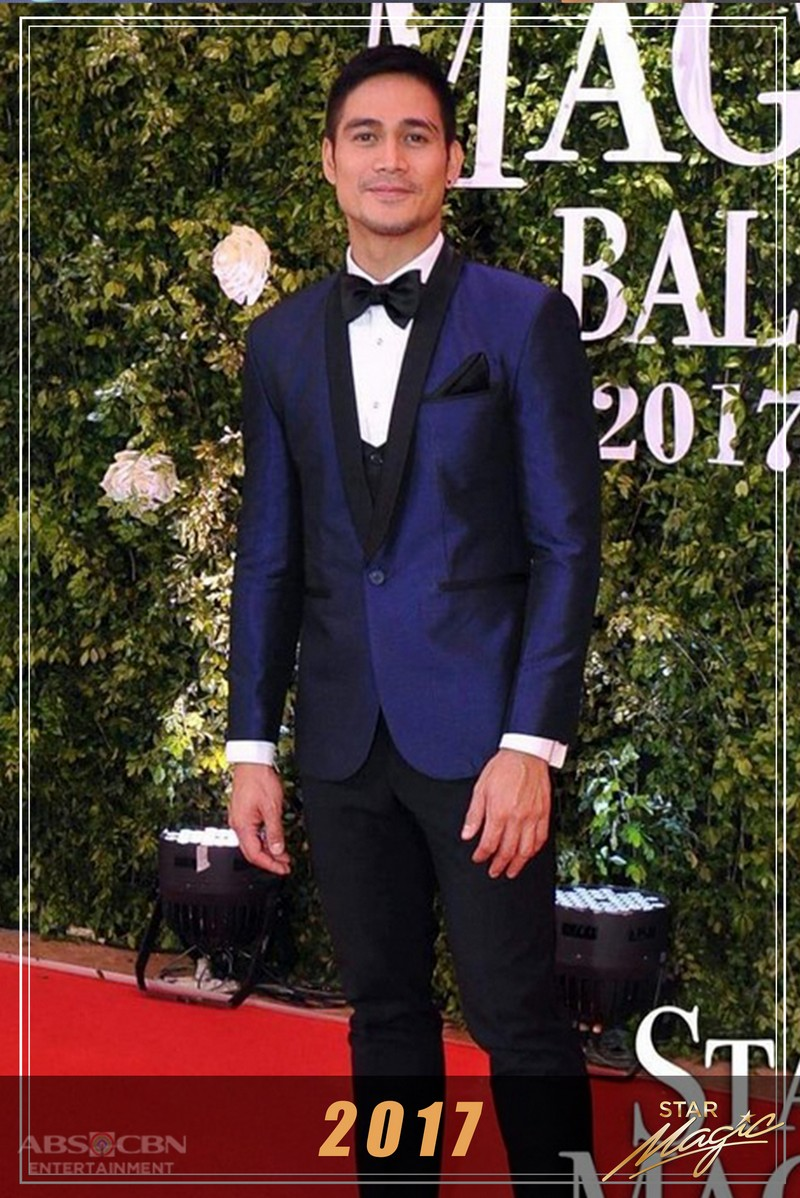 Piolo Pascual dons fab attire fit for an Ultimate Heartthrob in the yearly Star Magic Ball