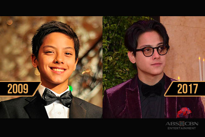 Daniel Padilla's awesome Teen King-worthy looks at the Star Magic Ball