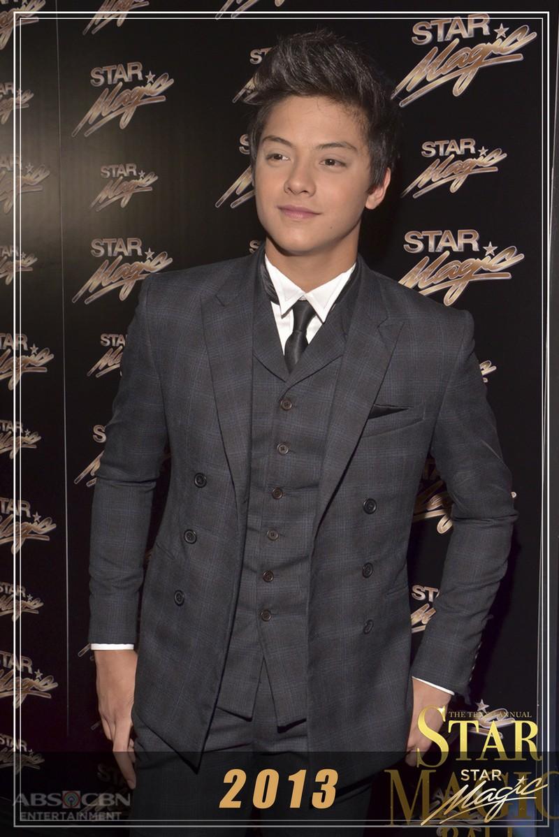 Daniel Padilla's awesome Teen King-worthy looks at the Star Magic Ball