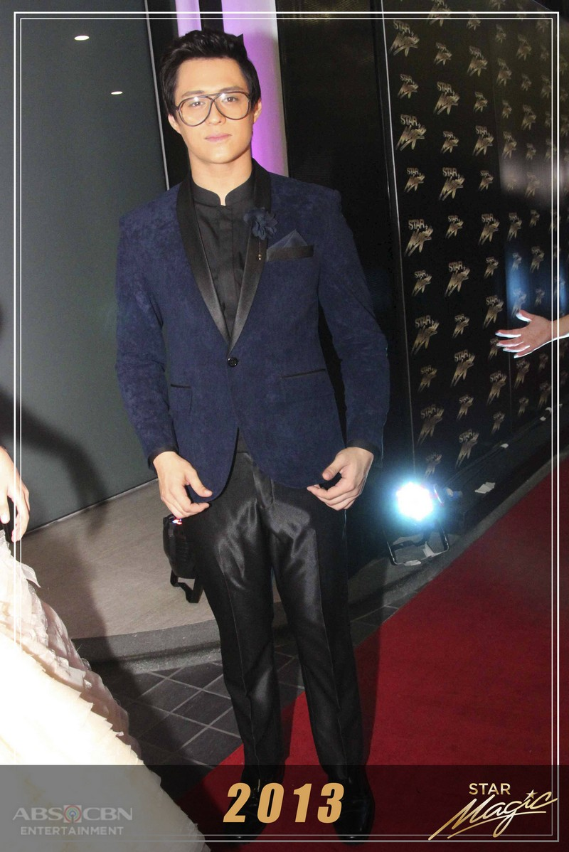 How Enrique Gil charmed us with his dapper style in the annual Star Magic Ball