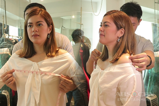 ABS-CBN Ball 2018: Expect a 'bolder' Shaina, says stylist