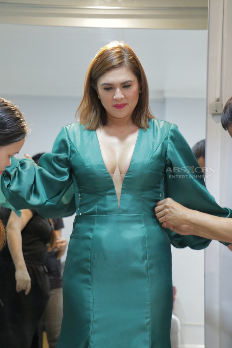 ABS-CBN Ball 2018: Vina going for 'conservatively sexy' gown