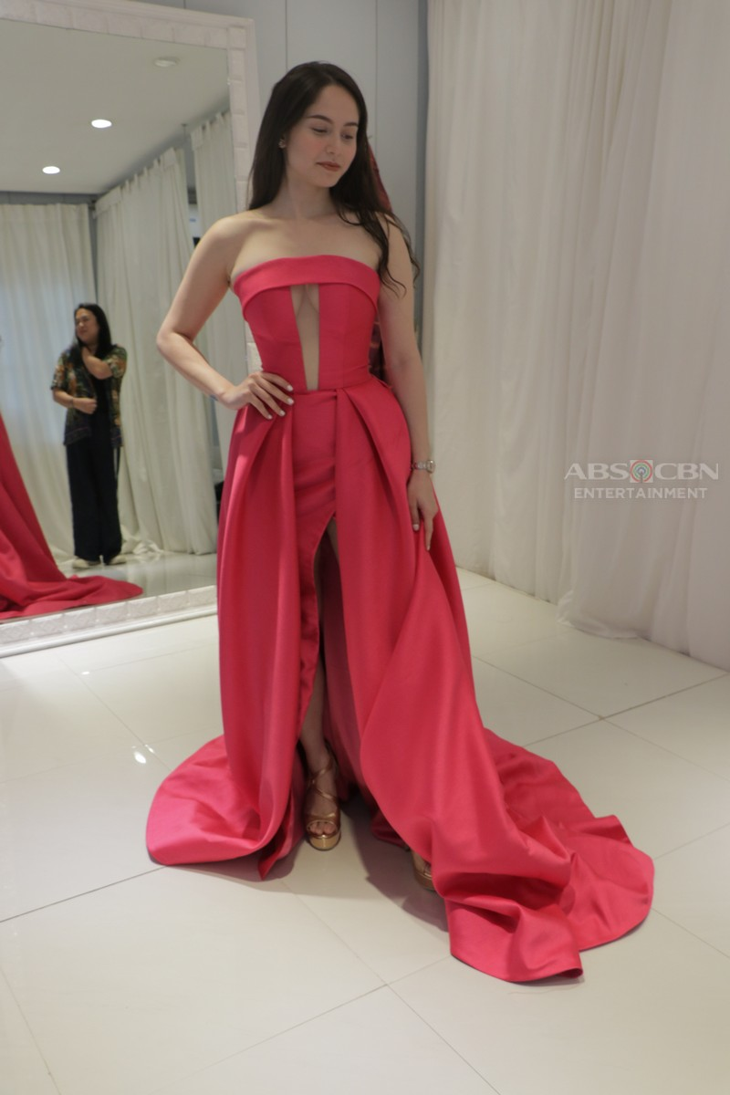 PHOTOS: What will Jessy Mendiola wear at the ABS-CBN Ball 2018?
