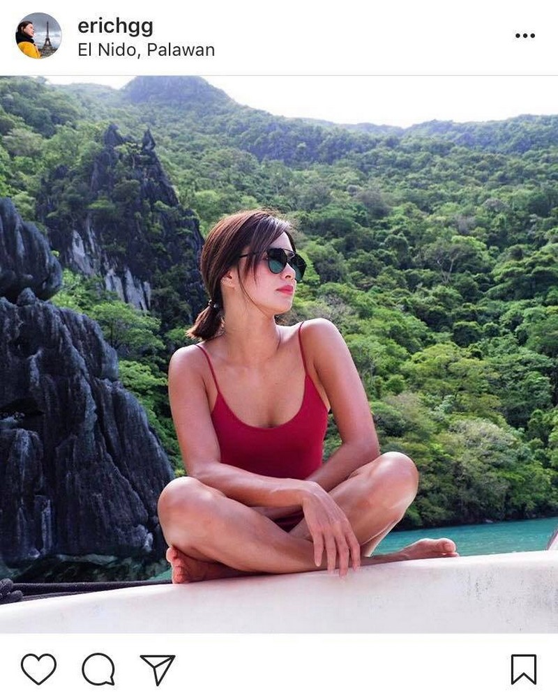 LOOK: Summer never ends for Erich Gonzales and these 10 photos will show you!