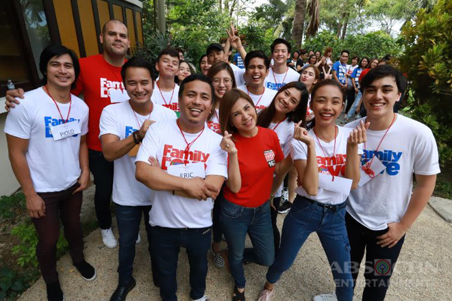 Kapamilya stars welcome first batch of kids to the Bantay Bata 163 Children's Village