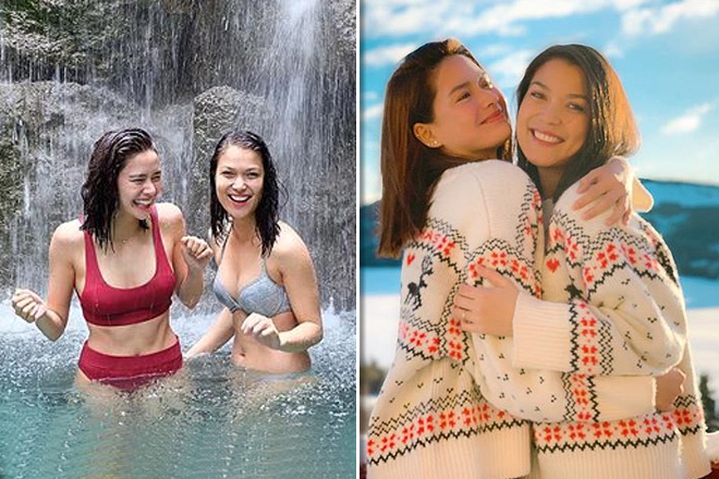 Erich Gonzales and her 14-year friendship with Vanessa