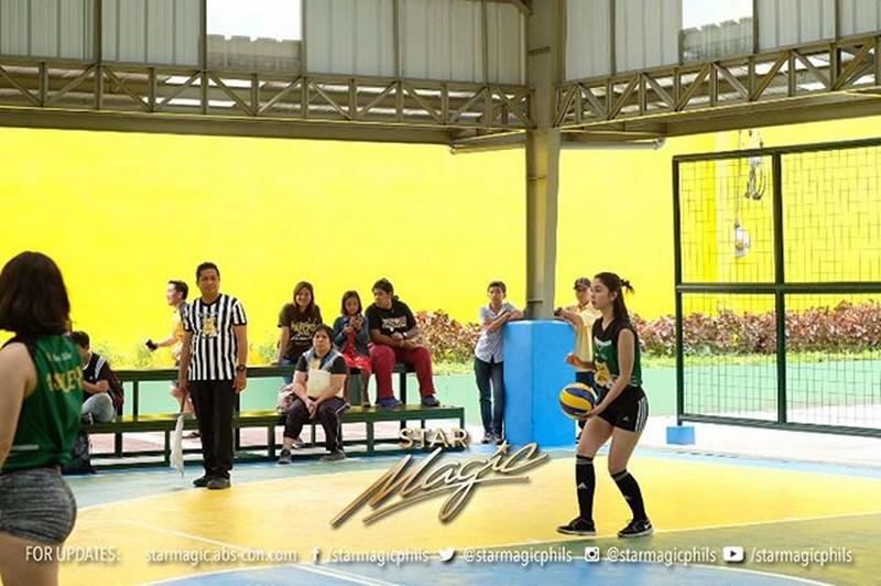 LOOK: Mga kaganapan sa annual sportsfest ng Star Magic