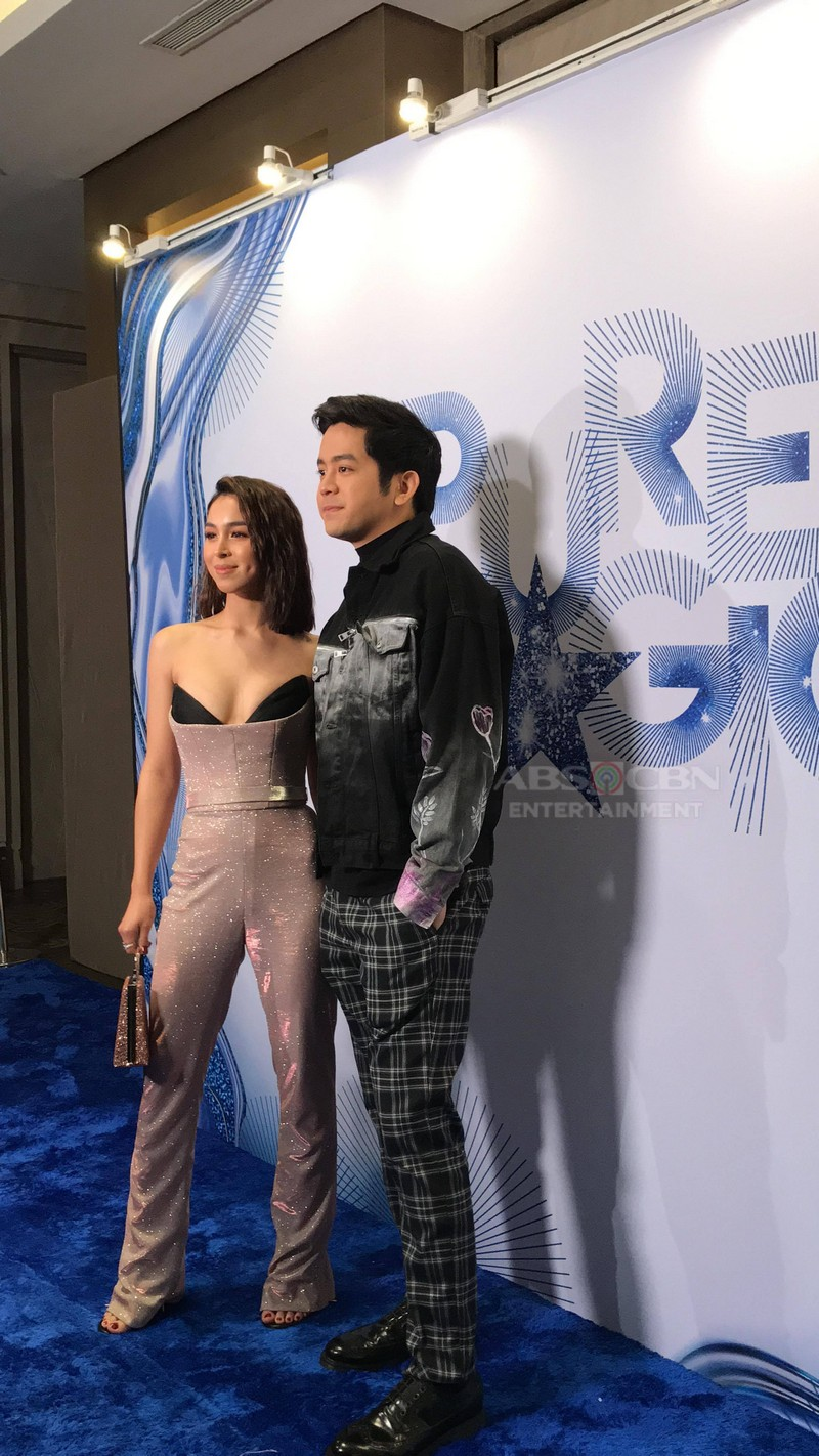 IN PHOTOS: Star Magic celebrities shine at the #PureMagic2019