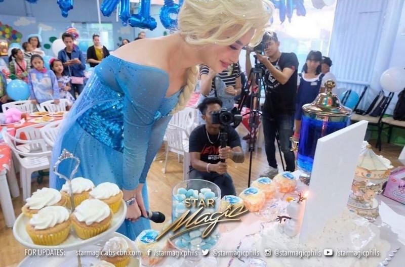 LOOK: Arci celebrates her 30th birthday as Queen Elsa
