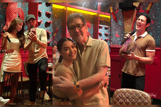 LOOK: The star-studded birthday celebration of Star Magic's Mr. M