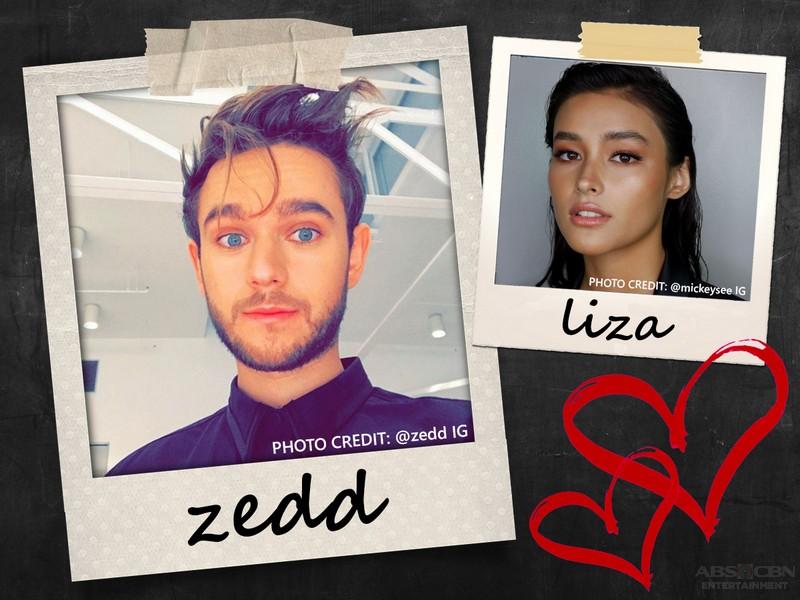 HABA NG HAIR! Local at International celebrities na nabighani sa ganda ni Liza Soberano!