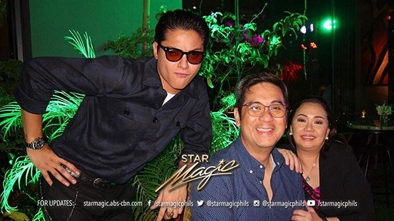 LOOK: More of Daniel & Kathryn's sweet stolen moments on DJ's birthday party!